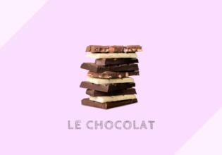 フランスのショコラの種類とクーベルチュールチョコレート製品分類