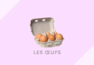 フランスの卵のサイズと表示による選びかた