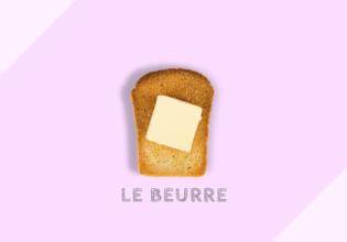 フランスのバターの種類[完全版]