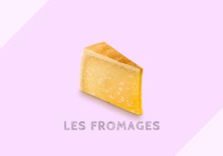フランスのチーズの種類と分類[fromages]
