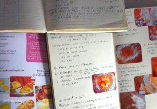 フランス語のレシピの読み方
