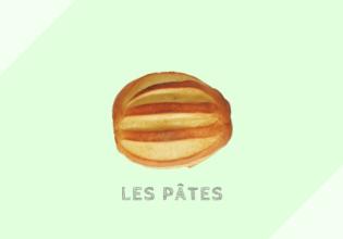 製菓用語のフランス語【生地】