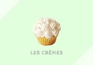 製菓用語のフランス語【クリーム】