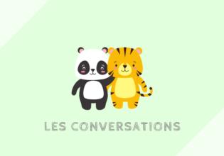 お菓子屋さんでのフランス語会話集