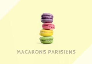 マカロン・パリジャン Macarons parisiens