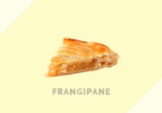 フランス菓子フランジパンとは?[Frangipane]