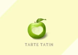 タルトタタン Tarte TATIN