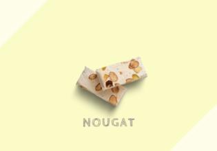 ヌガー・ド・モンテリマール Nougat de Montélimar