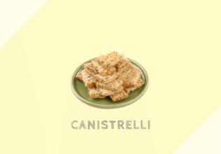 カニストレリ Canistrelli