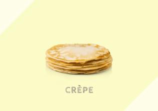 クレープ Crèpe