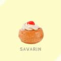 サヴァラン Savarin
