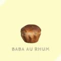 ババ・オ・ラム Baba au Rhum