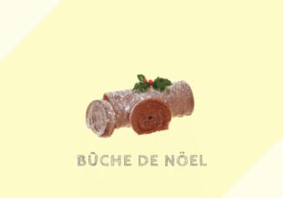 ビュッシュ・ド・ノエル Bûche de nöel