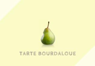 タルト・ブルダルー Tarte Bourdaloue