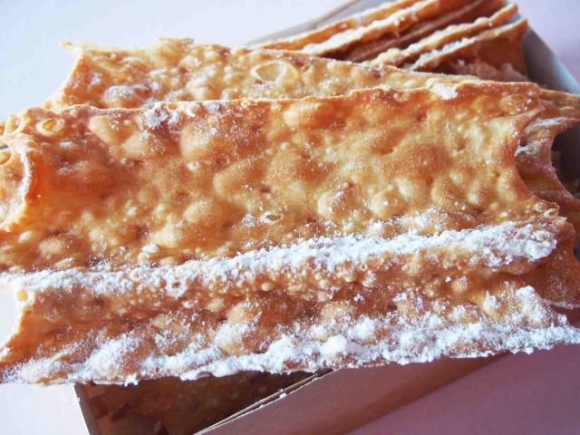 フランス地方菓子ビューニュ Bugne