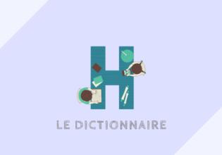 お菓子の名前【フランス語Hからはじまる】