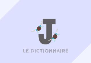 お菓子の名前【フランス語Jからはじまる】