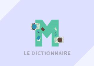 フランス語アルファベットMからはじまるお菓子の名前