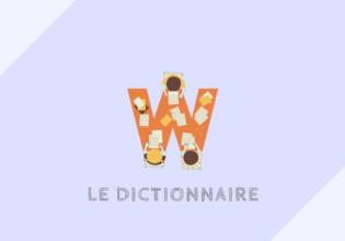 フランス語アルファベットWからはじまるお菓子の名前