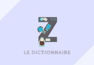 フランス語アルファベットZからはじまるお菓子の名前