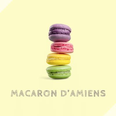 アミアンのマカロン Macaron d'Amiens